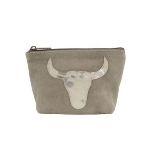 make up tas stier beige