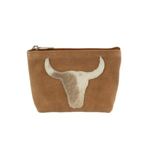 make up tas stier bruin