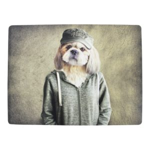 placemat mr. hond (4)*