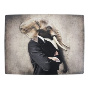 placemat mr. olifant (4)*